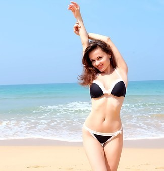 Hot #Girls in #Bikini #Models - Image 47