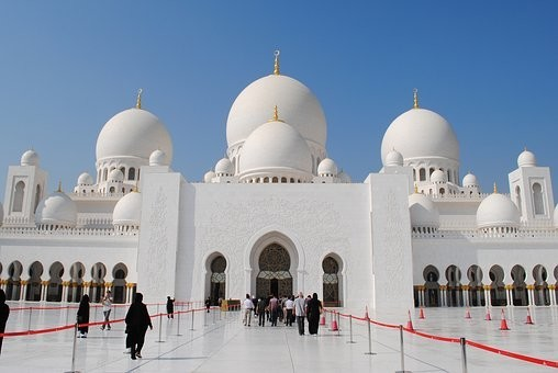 صور #مسجد #الشيخ_زايد في #أبوظبي #الإمارات - صورة 164