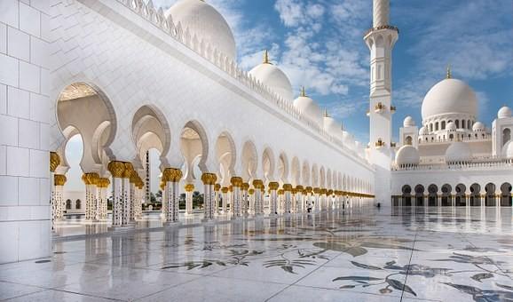 صور #مسجد #الشيخ_زايد في #أبوظبي #الإمارات - صورة 186