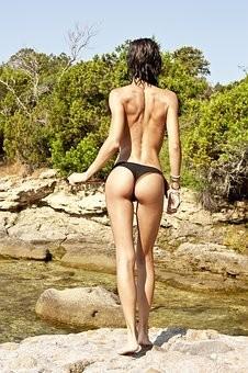 Hot #Girls in #Bikini #Models - Image 110