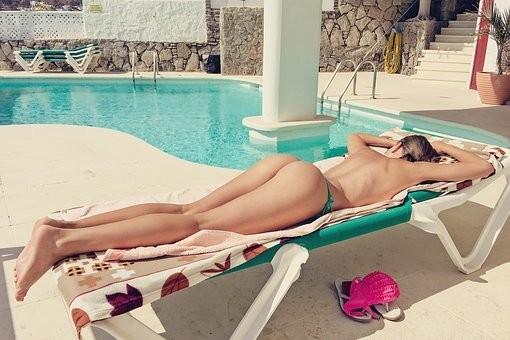Hot #Girls in #Bikini #Models - Image 97
