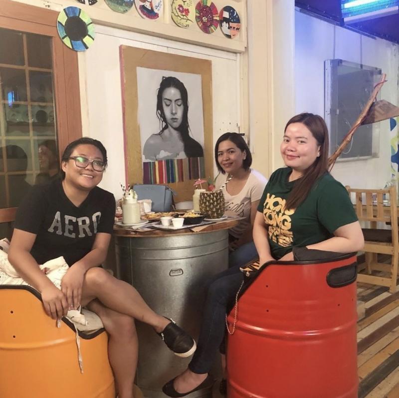 Tres Maria's #friendship