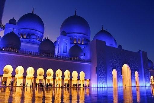 صور #مسجد #الشيخ_زايد في #أبوظبي #الإمارات - صورة 170