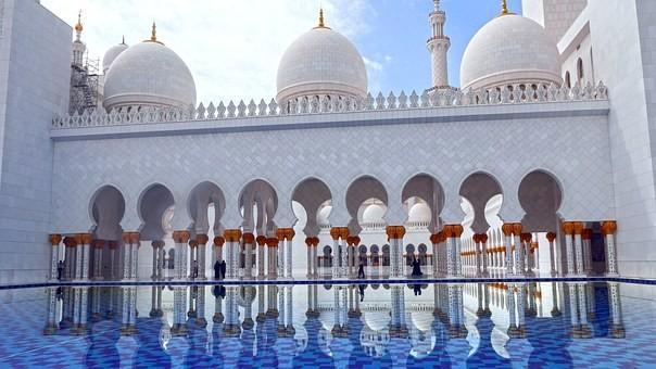 صور #مسجد #الشيخ_زايد في #أبوظبي #الإمارات - صورة 21