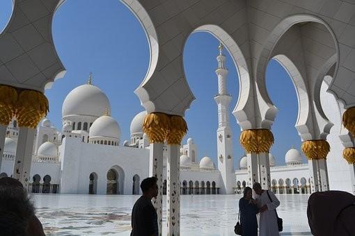 صور #مسجد #الشيخ_زايد في #أبوظبي #الإمارات - صورة 63