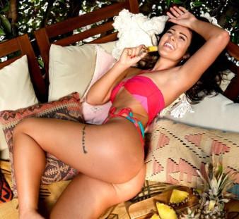 Hot #girls in #bed #bikini - Image 54