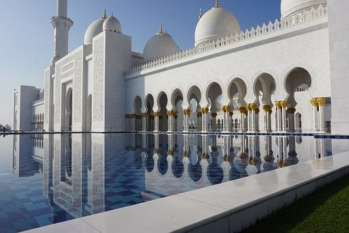 صور #مسجد #الشيخ_زايد في #أبوظبي #الإمارات - صورة 106