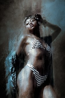 Hot #Girls in #Bikini #Models - Image 113