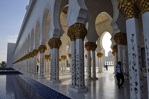 صور #مسجد #الشيخ_زايد في #أبوظبي #الإمارات - صورة 61