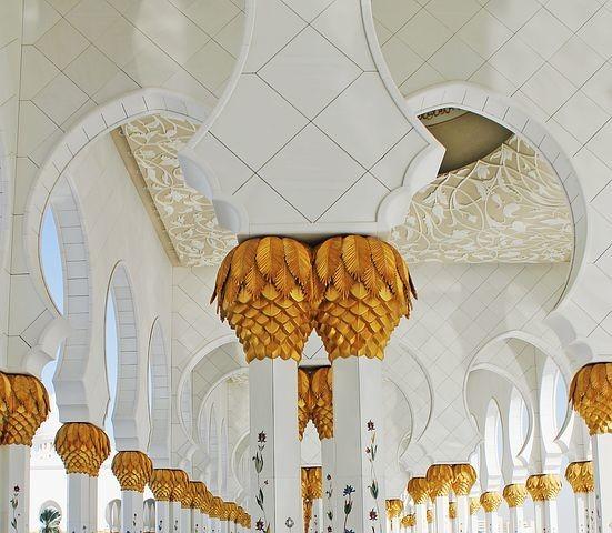 صور #مسجد #الشيخ_زايد في #أبوظبي #الإمارات - صورة 41