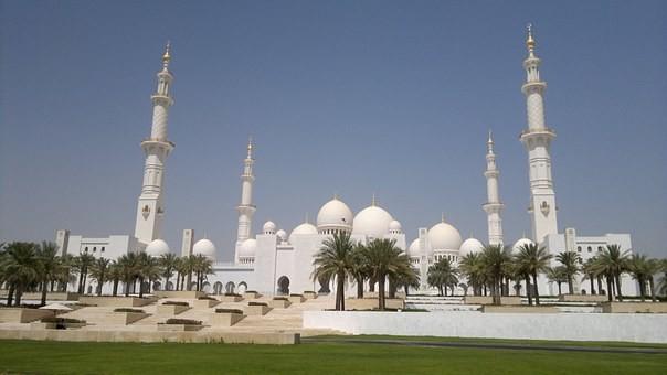 صور #مسجد #الشيخ_زايد في #أبوظبي #الإمارات - صورة 123