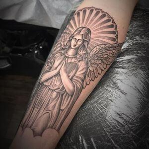 تصاميم #وشوم #وشم #Tattoos على صور ملائكة #فن #ماكياج #بنات - صورة 52