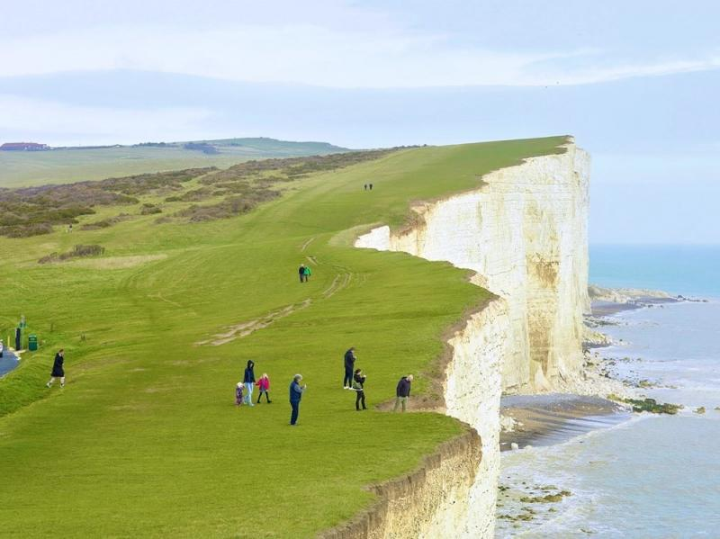 White cliffs of #Dover in #England - Image 5