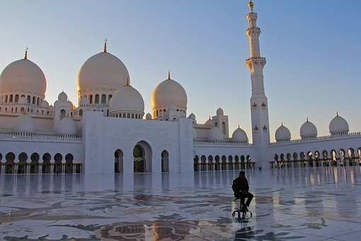 صور #مسجد #الشيخ_زايد في #أبوظبي #الإمارات - صورة 160