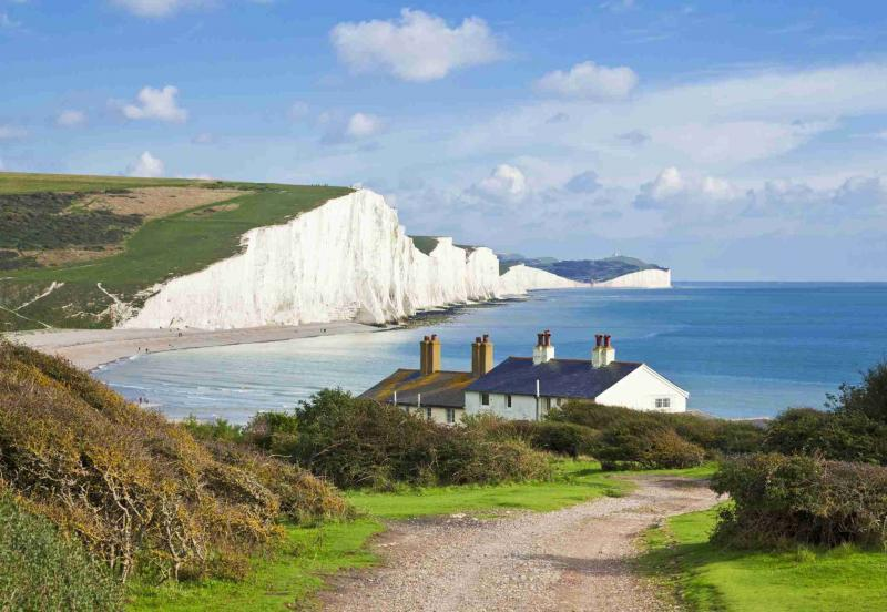 White cliffs of #Dover in #England - Image 4