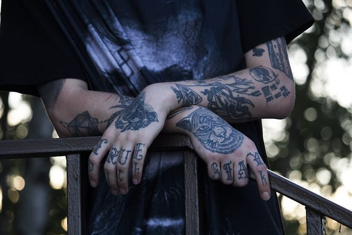 Different styles of #Tattoos - Image 30