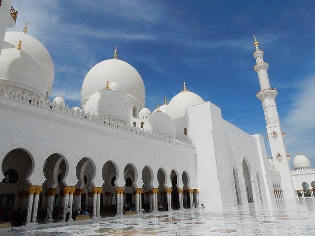 صور #مسجد #الشيخ_زايد في #أبوظبي #الإمارات - صورة 14