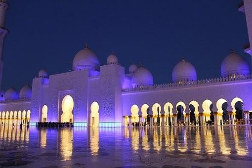 صور #مسجد #الشيخ_زايد في #أبوظبي #الإمارات - صورة 102