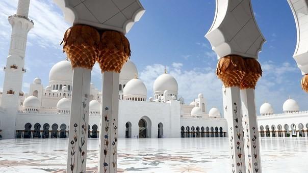صور #مسجد #الشيخ_زايد في #أبوظبي #الإمارات - صورة 124