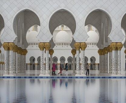 صور #مسجد #الشيخ_زايد في #أبوظبي #الإمارات - صورة 144