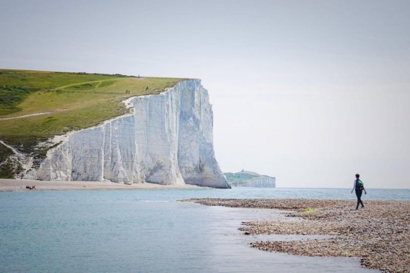 White cliffs of #Dover in #England - Image 3