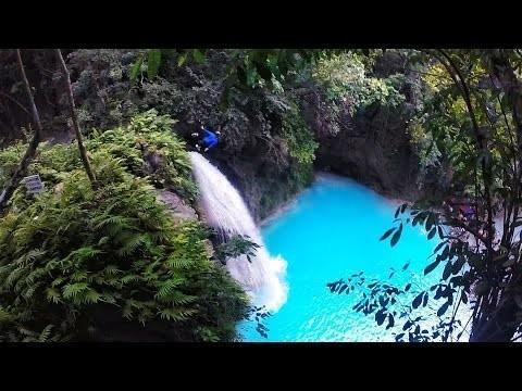 Kawasan Falls #Cebu #Philippines