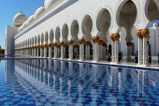صور #مسجد #الشيخ_زايد في #أبوظبي #الإمارات - صورة 85
