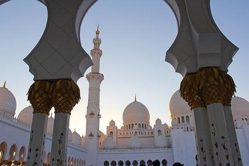صور #مسجد #الشيخ_زايد في #أبوظبي #الإمارات - صورة 142