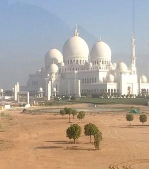 صور #مسجد #الشيخ_زايد في #أبوظبي #الإمارات - صورة 120