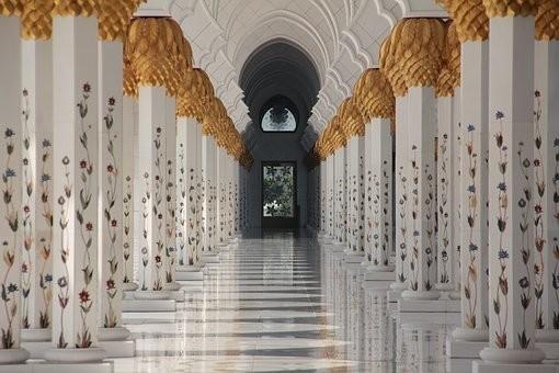 صور #مسجد #الشيخ_زايد في #أبوظبي #الإمارات - صورة 147