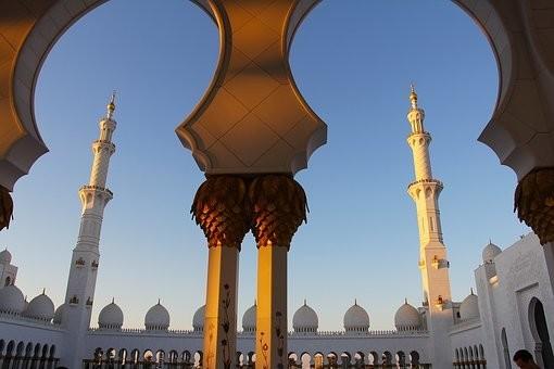 صور #مسجد #الشيخ_زايد في #أبوظبي #الإمارات - صورة 82