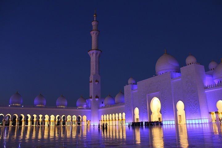 صور #مسجد #الشيخ_زايد في #أبوظبي #الإمارات - صورة 2