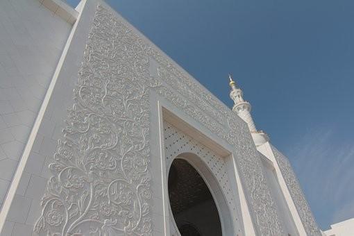 صور #مسجد #الشيخ_زايد في #أبوظبي #الإمارات - صورة 134