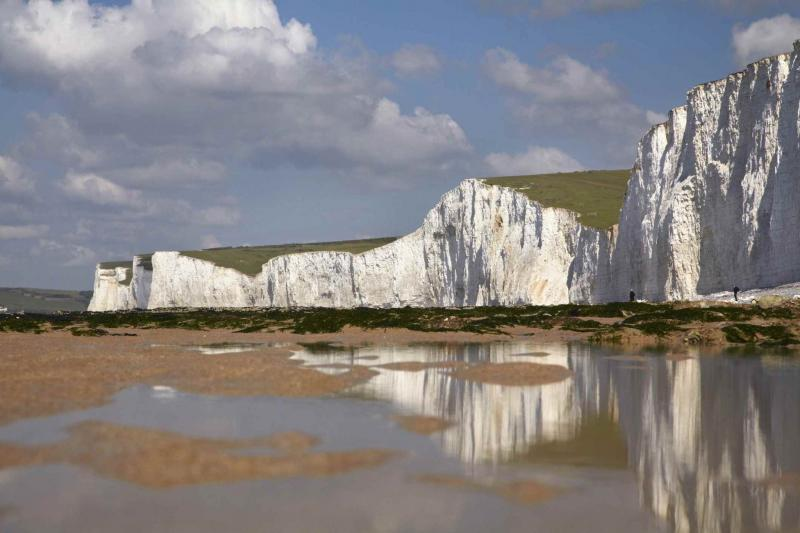 White cliffs of #Dover in #England - Image 7