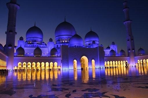 صور #مسجد #الشيخ_زايد في #أبوظبي #الإمارات - صورة 131