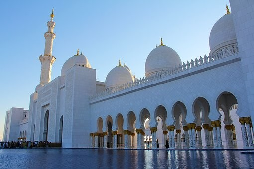 صور #مسجد #الشيخ_زايد في #أبوظبي #الإمارات - صورة 140
