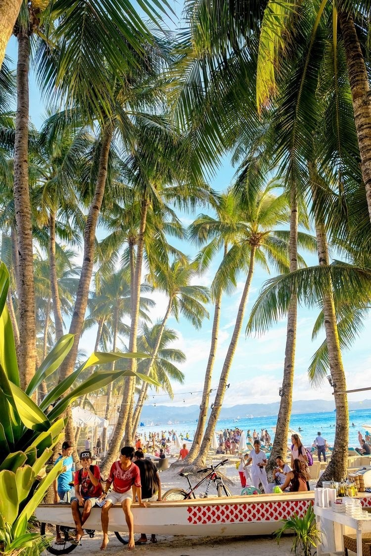 can you resist the beaches in #philippines