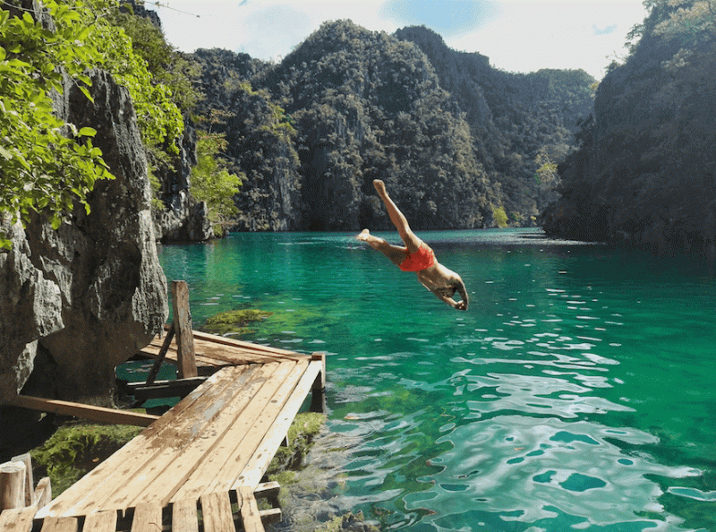 Nothing compares to #Coron #Philippines