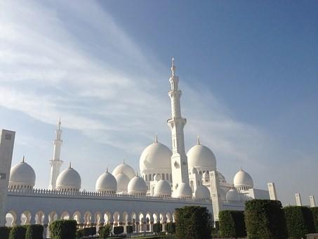 صور #مسجد #الشيخ_زايد في #أبوظبي #الإمارات - صورة 91