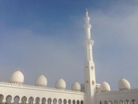 صور #مسجد #الشيخ_زايد في #أبوظبي #الإمارات - صورة 69