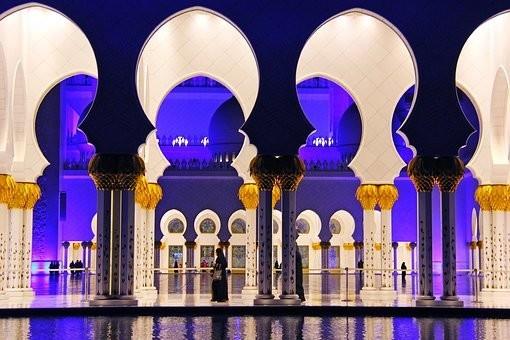 صور #مسجد #الشيخ_زايد في #أبوظبي #الإمارات - صورة 125