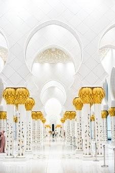 صور #مسجد #الشيخ_زايد في #أبوظبي #الإمارات - صورة 174