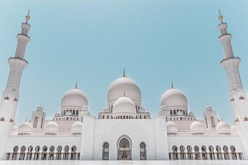 صور #مسجد #الشيخ_زايد في #أبوظبي #الإمارات - صورة 17