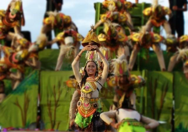 Pintados Festival in #Philippines Famous #Festival