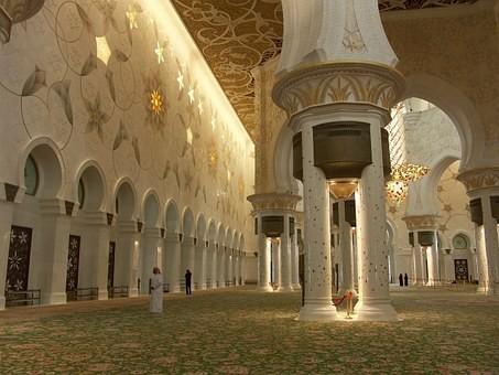 صور #مسجد #الشيخ_زايد في #أبوظبي #الإمارات - صورة 141
