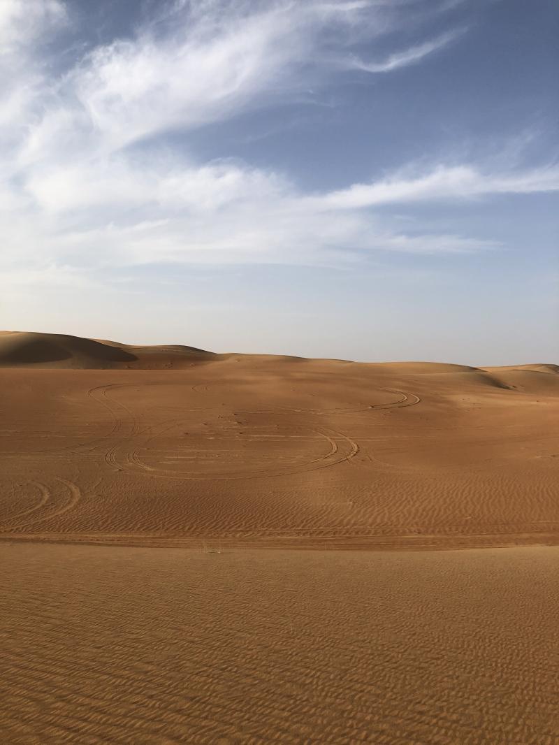 Desert Dune Bashing #awesome #lifetime #alain #adventure