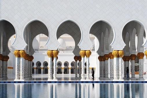 صور #مسجد #الشيخ_زايد في #أبوظبي #الإمارات - صورة 94