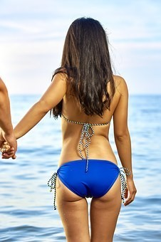 Hot #Girls in #Bikini #Models - Image 93