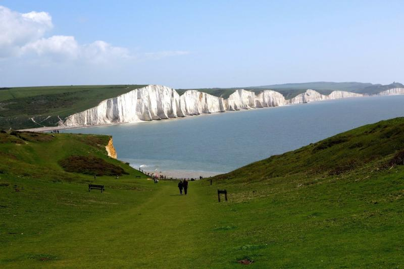 White cliffs of #Dover in #England - Image 2