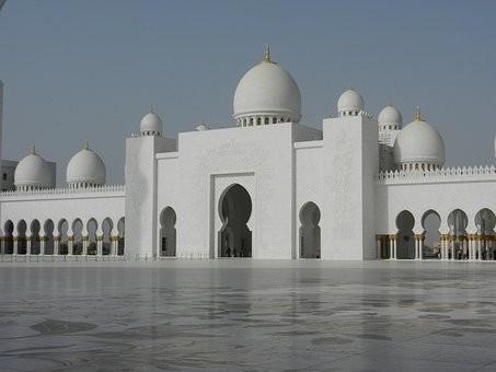 صور #مسجد #الشيخ_زايد في #أبوظبي #الإمارات - صورة 172